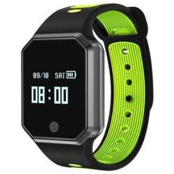 QW11 Bluetooh Bracelet Heart Rate Monitor Fitness Tracker Smart Wristband For Mobi