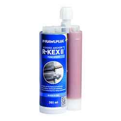 RawlPlug Rawl Plug Pure Epoxy Resin 385ml