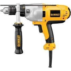 DEWALT DWD525K 1 2-INCH Vsr Mid-handle Grip Hammerdrill Kit