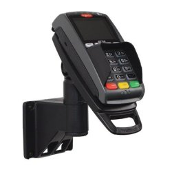 Stand For Ingenico IPP310 IPP320 IPP350 Credit Card Terminal - Wall-mount  With Lock & Key - Tilts 140 Degree And Swivels 180 Deg | R2720 00 |