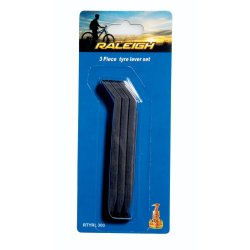 Raleigh 3 Pce Bicycle Tyre Lever Set