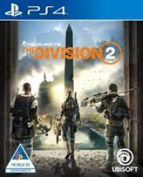 Playstation 4 Game Tom Clancys The Division 2