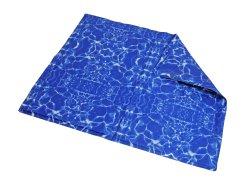 Pet Cooling Mat - Blue Waves - XL Free Shipping