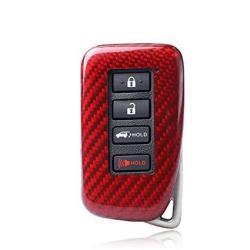 Lexus Key Fob >> 100 Carbon Fiber Case For Lexus Key Fob Genuine Carbon Fiber Cover For Lexus Es Gs Is Lx Nx Rx Rc Rc F Smart Keyless R1659 00 Accessories