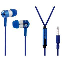 Volkano - Stannic Series In-ear Headphone Blue VSN202