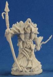 Bones:eregris Darkfathom Evil Sea Priest Miniatures
