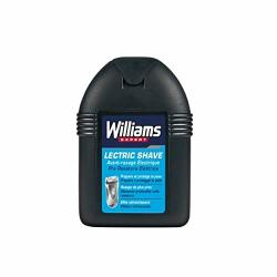 Williams Lectric Shave Pre-shave Electric 100ML
