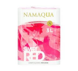NAMAQUA Sweet Red 1 X 3L