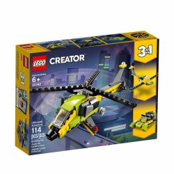 LEGO Creator Helicopter Adventure 3 In 1