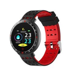 Bakeey YS16 Heart Rate Blood Pressure O2 Monitor Weather Push Bluetooth Music Smart