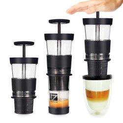 Portable Capsule Espresso Coffee Machine Tripresso Hand Press Mini