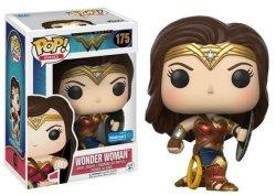Funko Pop Heroes Wonder Woman Vinyl Figure Wonder Woman Shield 175 Walmart Exclusive
