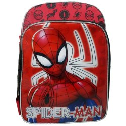 Spiderman - Large Backpack And Pencil Case