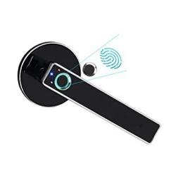Fingerprint Door Lock Smart Door Lock Electronic Door Lock For Office & Home One Set