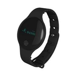 Fitness Tracker With Heart Rate Monitor Waterproof Round Touch Screen Activity Tracker Sports Smart Watch For Android & Ios Super Long Standby Time&un