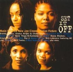 Original Soundtrack - Set It Off Cd