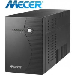 Mecer 3000VA Off-line Ups - Black