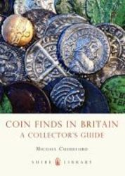 Coin Finds In Britain - A Collector's Guide paperback