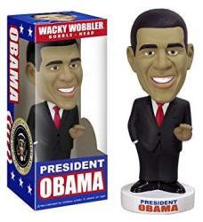 Funko President Obama Wacky Wobbler