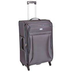 Tosca - Platinum 70CM Grey Upright Trolley