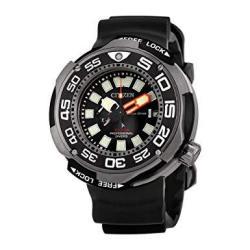 Citizen Promaster Black Dial Polyurethane Strap Men's Watch BN7020-17E