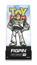 Figpin Toy Story 4: Buzz Lightyear - Collectible Pin With Premium Display Case - Not Machine Specific