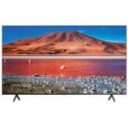 "Samsung TU7000 43"" Crystal UHD 4K HDR Smart TV"