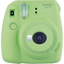 Fujifilm MINI 9 Instant Film Camera Lime Green