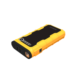 Romoss Jump Starter 12000MAH Powerbank Yellow