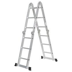 Mainstays - Multipurpose Aluminum Ladder