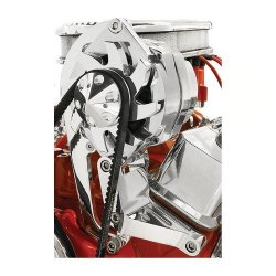 Billet Specialties 10220 Independent Driver Side Top Mount Alternator Bracket For Small Block Chevy