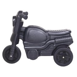 Big Jim - Jumbo Scooter Black