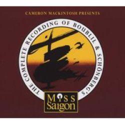 Miss Saigon CD