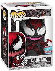 Nycc 2018 - Funk Pop Marvel: Venom - Carnage With Tendrils 371 - Shared Exclusive