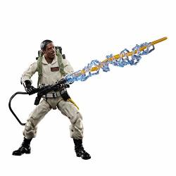 Hasbro Ghostbusters Plasma Series Winston Zeddemore Toy 6-INCH-SCALE Collectible Classic 1984 Ghostbusters Action Figure Toys For Kids Ages 4 And Up