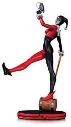 Dc Collectibles Dc Comics Cover Girls: Harley Quinn Statue