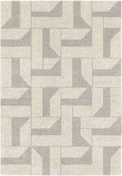 Muse Geometric Block Inspired Grey Cream
