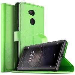 outlet store cf127 7cad4 KUGI Sony Xperia XA2 Ultra Case Sony Xperia XA2 Ultra Case Premium Pu  Leather Wallet Case Card Holder Drop Proof Flip Folio Prot | R895.00 |  Cellphone ...