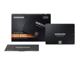 """Samsung MZ-76E250BW 860 Evo 250GB Sata 6GB S 2.5"""" Solid State Drive"""