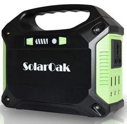 Solaroak 42000mAH Portable Solar Generator