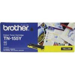Brother TN155Y Yellow Toner Cartridge