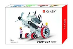 UNITRUST DEVELOPMENT CO., LTD. Iq Key Perfect 400 Educational Assembly Toy Kits