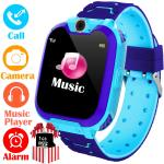 Jesam Kids Smart Watch For Boys Girls - HD Touch Screen Sports Smartwatch Phone With Call Camera Games Recorder Alarm Music Play