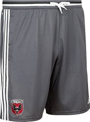 SLD Of The Adidas Group Adidas Mls D.c. United Men's Sideline Training Shorts XL Dark Grey