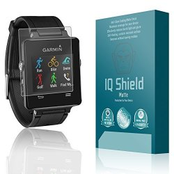 Lifetime Replacement Screen Protector Matte Dmax Armor for Garmin Instinct Anti-Glare /& Anti-Fingerprint 6-Pack