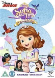 Sofia The First: A Royal Collection Dvd
