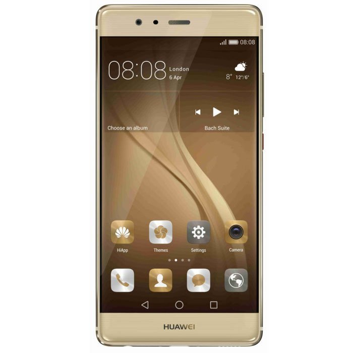 Huawei P9 32GB Dual Sim in Prestige Gold
