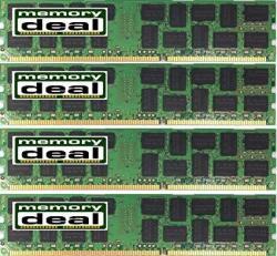 64GB 4X16GB DDR3 1600MHZ Ecc Reg Memory For Asrock EP2C602-4L D16 Ssi Eeb Server