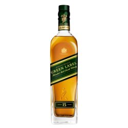 JOHNNIEWALKER - Johnnie Walker Green Label 750ML