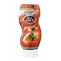 All Gold - Tomato Sauce Squeeze Bottle 500ML